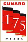 Cunard 175 years anniversary merchandise