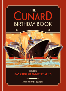 Cunard Birthday Book