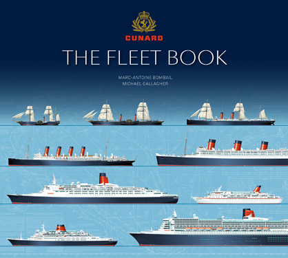 The Cunard Fleet Book