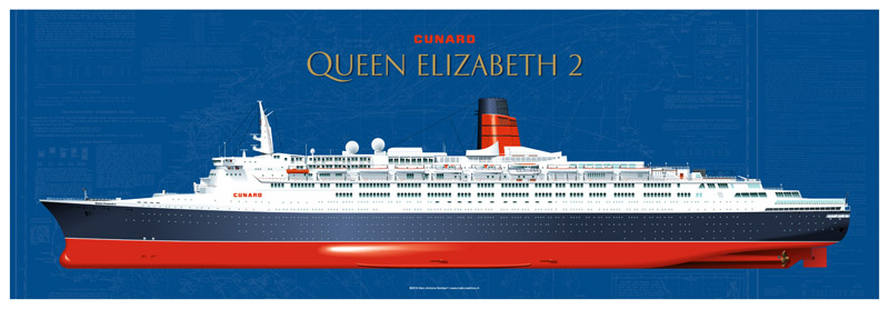 QE2 poster