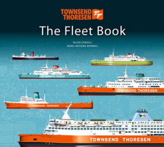Townsend Thoresen Fleet Book