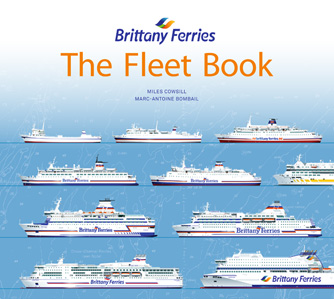 Brittany Ferries The Fleet Book